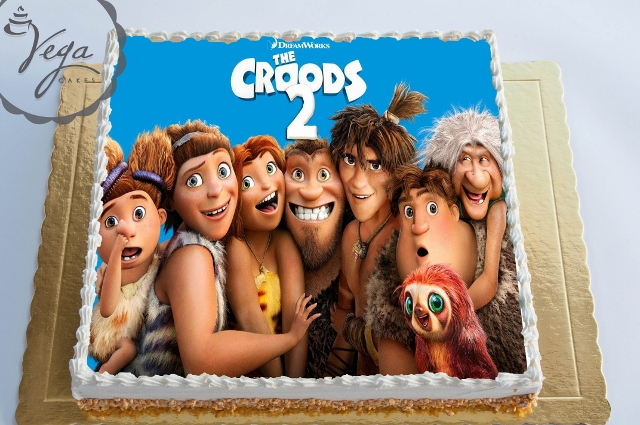 cake crood 2 picture cakes Торти ВЕГА сладки изкушения