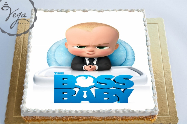 Cake Boss Baby Denim