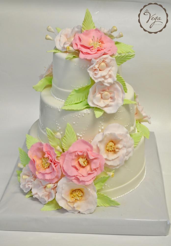 Wedding Cake Fiori Wedding Cakes Span Class